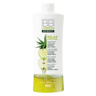 Rivit BB Green Relax Cocktail zjemňující sprchový gel 480 ml