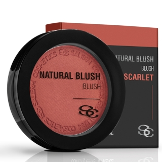 Salerm Beauty Line Natural Blush tvářenka NB01 Scarlet 7 g