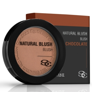 Salerm Beauty Line Natural Blush tvářenka NB03 Chocolate 7 g