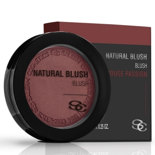Salerm Beauty Line Natural Blush tvářenka B04 Rouge Passion 7 g