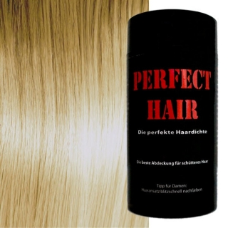 Perfect Hair objemový vlasový pudr blond 28 g